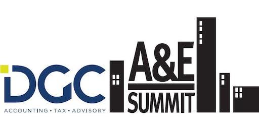 11th Annual A&E Summit - The A&E Industry of the Future