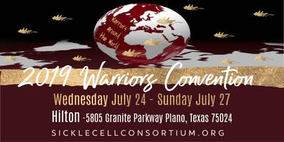 6th Annual Sickle Cell Patient and Family Educational Symposium (the Warriors Convention)