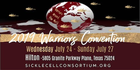 6th Annual Sickle Cell Patient and Family Educational Symposium (the Warriors Convention) tickets