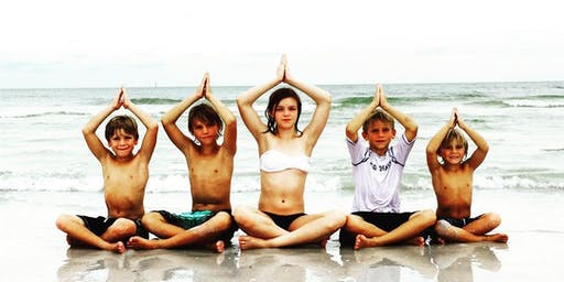 95 Hour Yoga Alliance Certified Kids Yoga Teacher Training
