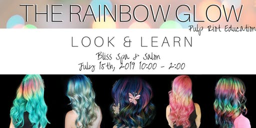 The Rainbow Glow: Pulp Riot Education