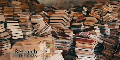 Book Proposals (Cass Research Workshop)