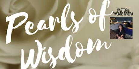 Pearls Of Wisdom tickets