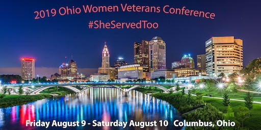 2019 Ohio Women Veterans Conference