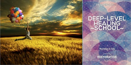 Deep-Level Healing Training Nights tickets