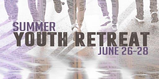 Summer Youth Retreat 2019