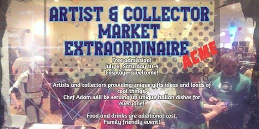 Artist & Collector Market Extraordinaire