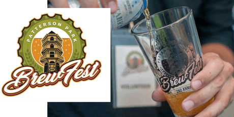 3rd Annual Patterson Park BrewFest  tickets