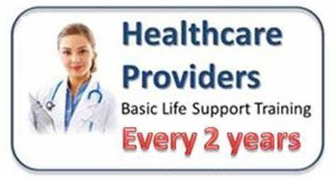 BLS Healthcare provider class