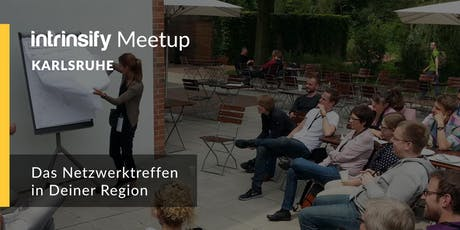 intrinsify.meetup Karlsruhe Tickets