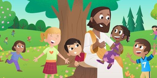 Little Creekers Club (Week 7- Bible Stories)