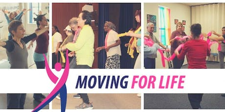 Gentle Dance Exercise for Health Class by Moving For Life @Zwanger-Pesiri Radiology tickets
