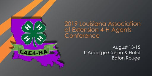 """2019 LAE4-HA Conference """"From Roadmap to Reality"""" - Trade Show"""