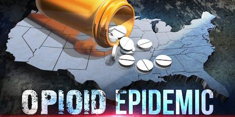 Opioid Training tickets