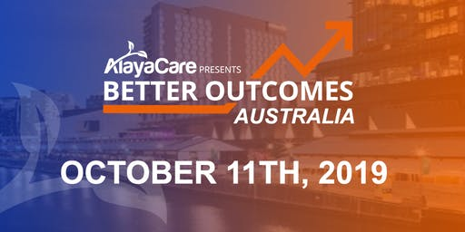 Better Outcomes 2019 Australia