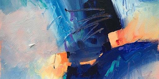 David M. Kessler-Bigger, Faster, Fresher, Looser Abstract Painting Workshop