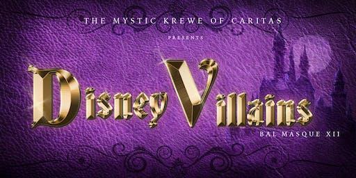 Mystic Krewe of Caritas Bal Masque XII General & VIP Tickets