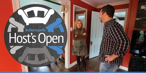Indy Host's Open Airbnb Home Tour 2019