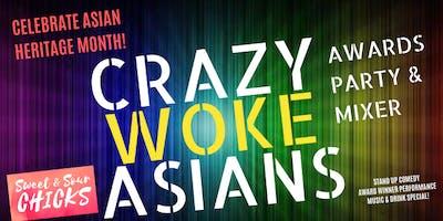 CRAZY WOKE ASIANS NBC AUDIENCE AWARDS PARTY & MIXER!