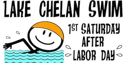 2019 Lake Chelan Swim