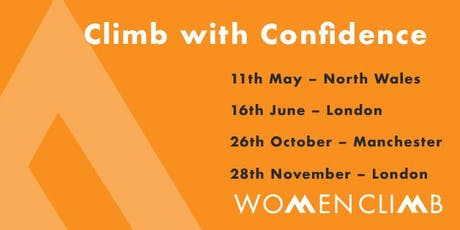 Climb with Confidence tickets