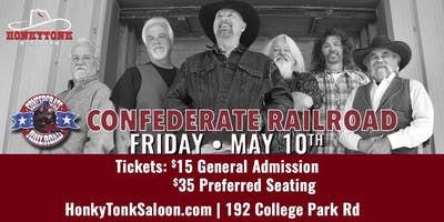 Confederate Railroad LIVE at HonkyTonk Saloon