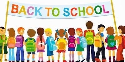 16th Annual Back 2 School Bash