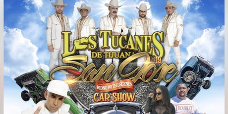 San Jose Car Show live performance by The Tucanes De Tijuana tickets