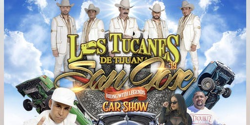 San Jose Car Show live performance by The Tucanes De Tijuana