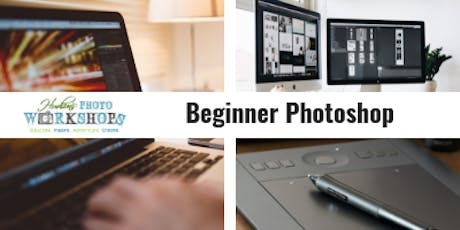 Beginner Photoshop with Amy! tickets