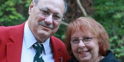 Treinamento Exclusivo Cheryl e Larry Elman em São Paulo