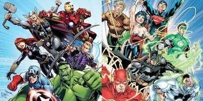 Little Creeker Club (Week 9- Superheroes)