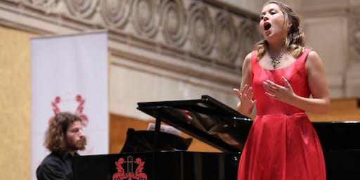 Opéra et Lied : Concert de Gala des Lauréats du concours Triomphe de l'Art