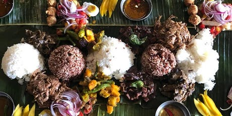 Mangan Tayon! Vegan Kam-met (Ilocano Kamayan) tickets