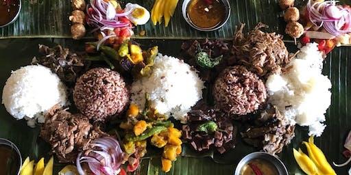 Mangan Tayon! Vegan Kam-met (Ilocano Kamayan)