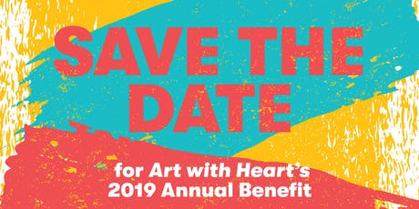 2019 Art with Heart Benefit Reception tickets