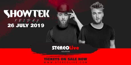 Showtek - Houston tickets