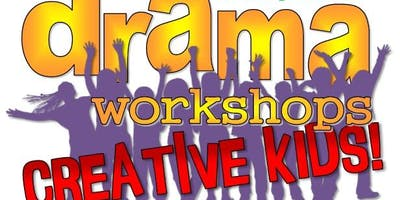 Creative Beings Drama Workshops for 8 - 12s!
