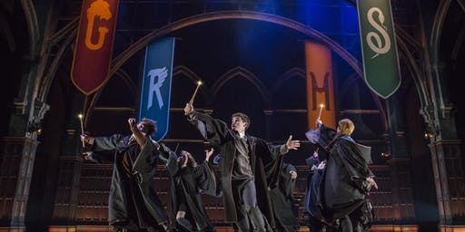 Cal at Harry Potter And The Cursed Child (Parts One and Two)