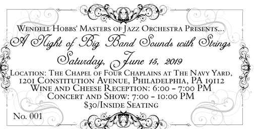 Wendell Hobbs' Masters of Jazz Orchestra Show