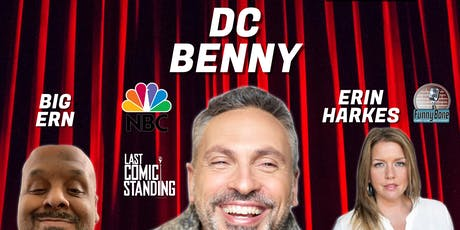 DC Benny Comedy Night tickets