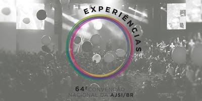 """""""Experiências"""" 64ª Convenção Nacional da Associação dos Jovens da SEICHO-NO-IE DO BRASIL"""