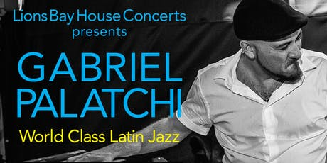 Gabriel Palatchi Trio Returns tickets