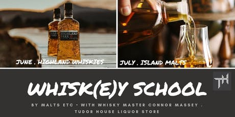 Whisk(e)y School tickets
