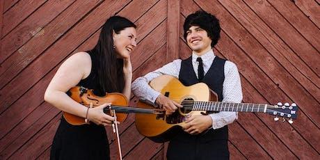 Qristina & Quinn Bachand | Burnaby House Concert tickets