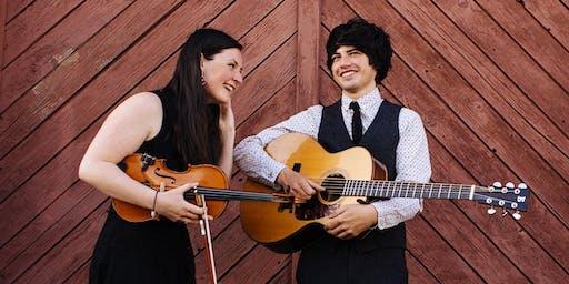 Qristina & Quinn Bachand | Burnaby House Concert