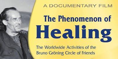 Healing on the Spiritual Path - medically verifiable
