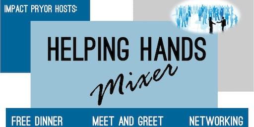 Helping Hands Mixer