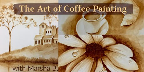 The Art of Coffee Painting tickets