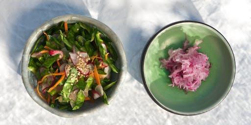 Vegetarian Cooking Series | Macrobiotic Whole Food Cooking in New England